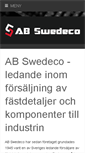 Mobile Preview of abswedeco.se