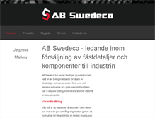 Tablet Preview of abswedeco.se